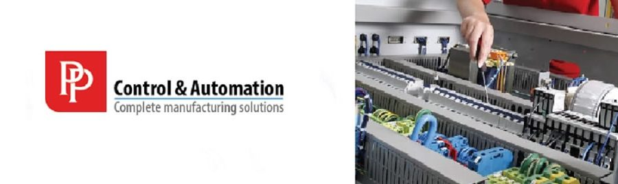 PP Control & Automation banner